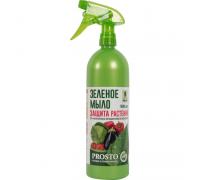 Зеленое мыло спрей PROSTO 900мл