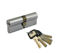 Цилиндровый механизм ЛПУ-80 (хром) (40-40)