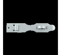 Накладка дверная НД (L-105мм) цинк (100)