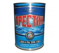 "Эмаль ПФ-115 ""ПРЕСТИЖ"" бежевая 0,9кг"