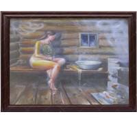 """Картина 300х400мм """"Девушка"""" DW"""