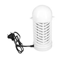 """Лампа-ловушка для уничтожения летающих насекомых """"HELP"""" 220В 9х9х20см"""