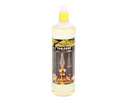 Топливо для ламп и факелов 1,0л BOYSCOUT