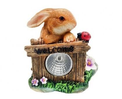 """Светильник садовый Camelion """"Кролик"""" SG-150 на солнечных батареях"""
