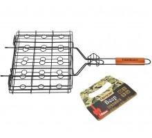 Решетка-гриль для овощей с антипригарным покрытием BOYSCOUT 59х31х26х7см