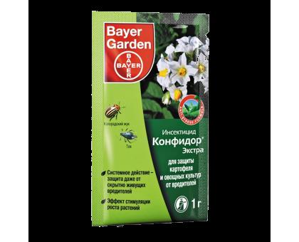 Инсектицид Конфидор Экстра 1,0г Bayer Garden