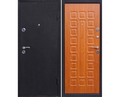 Дверь металл. ЙОШКАР, правая 860х2050мм Золотистый дуб
