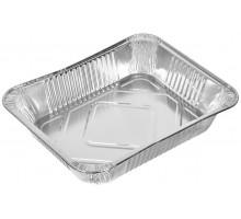 Форма алюминиевая прямоугольная 32х26х6,5см для приготовления и хранения пищи MARMITON