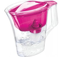 Фильтр для воды БАРЬЕР ТАНГО пурпурный с узором В298Р00