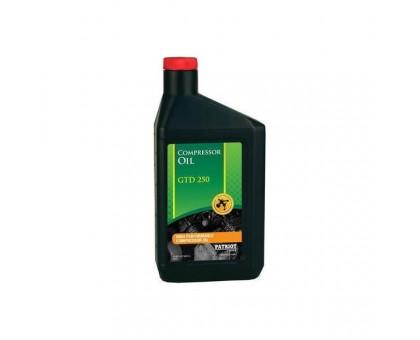 Масло PATRIOT COMPRESSOR OIL GTD 250/VG 100 0,946л для поршневых компрессоров VDL100