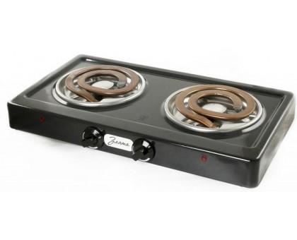 Плита электрическая ЗЛАТА 2 комфорочная 214Т черная