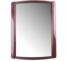 Зеркало прямоугольное БОРДО 649х484мм АС17615001 рубиновый перламутр