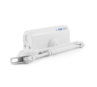 Доводчик 530 URBOnization (50-90кг) морозостойкий, серебро