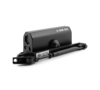 Доводчик 530 URBOnization (50-90кг) морозостойкий, черный
