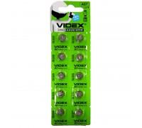 Батарейка VIDEX AG7 395, 927, 926 10BP