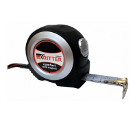 "Рулетка ""Ritter"" Compact 7,5м х 25мм, магнит, двухстороняя, нейлон"