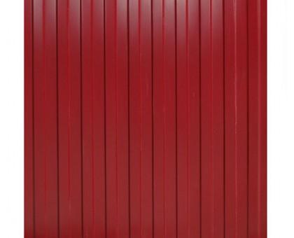 Профлист С8 RAL3005 красное вино 1200х2000мм ЭКОНОМ