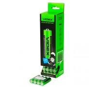 Батарейка VIDEX LR3/AAA 4BP SHRINK IN TEAR BOX