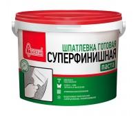 """Шпатлевка суперфинишная готовая """"СТАРАТЕЛИ"""" 7кг"""