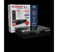 Ресивер цифровой, эфирный DV3206HD металл, GX чип, Wi-Fi, Wi-Fi dongle