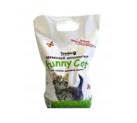 Наполнитель для туалета FUNNI CAT  4,0л