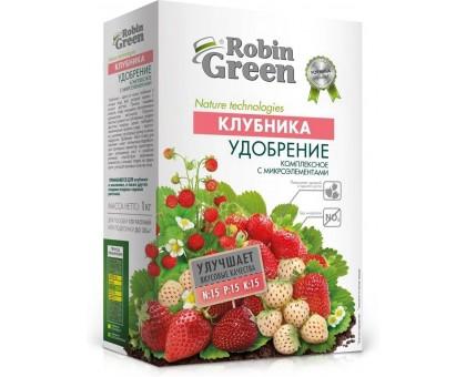 Удобрение сухое Robin Green для клубники 1,0кг