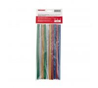Клеевые стержни REXANT d-11мм, 270мм цветные c блестками 10шт