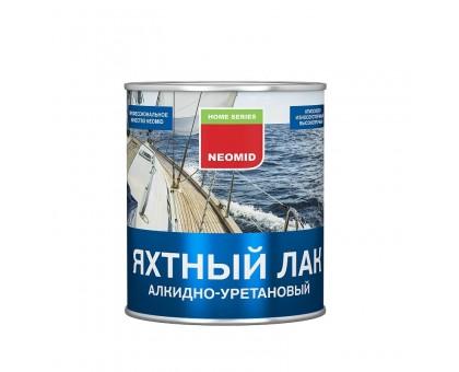 Лак яхтный NEOMID алкидно-уретановый полуматовый 0,75л