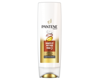 Бальзам-ополаскиватель PANTENE 360мл защита от жесткой воды 5