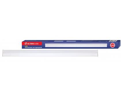 Светильник светодиодный Ultraflash LWL-2012-08CL 40 LED 220B 8W с сетевым проводом