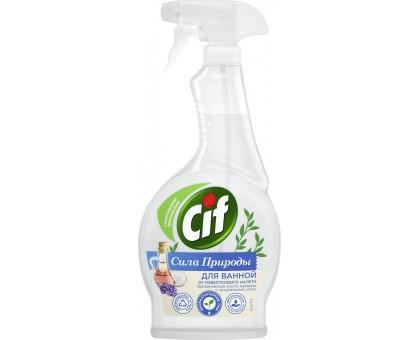 Чистящее средство CIF для САНТЕХНИКИ 500мл Сила природы
