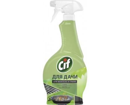 Чистящее средство CIF для Мангала/Гриля 500мл спрей