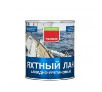 Лак яхтный NEOMID алкидно-уретановый глянцевый 0,75л