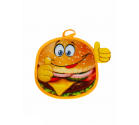 """Прихватка 17х15см """"Бургер"""""""