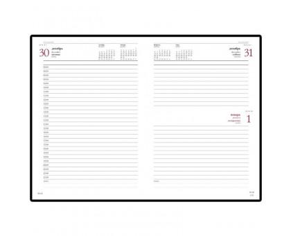Ежедневник датированный 2021год А5+, 168л IDEAL NEW СИНИЙ 3-344/05
