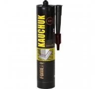 Герметик каучуковый FOME FLEX Kauchuk коричневый 300мл