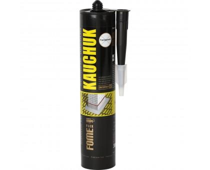 Герметик каучуковый FOME FLEX Kauchuk прозрачный 300мл
