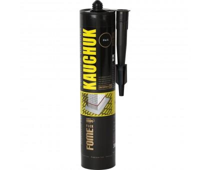 Герметик каучуковый FOME FLEX Kauchuk черный 300мл