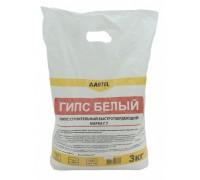 """Гипс белый """"АРТЕЛЬ"""" 3,0кг"""