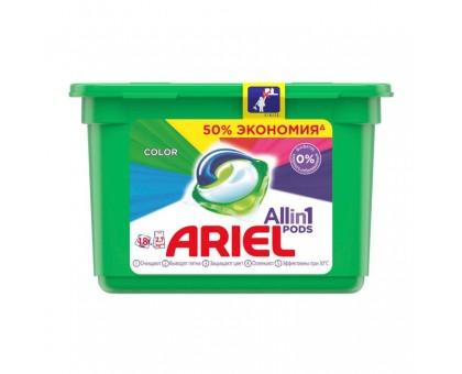 СМС ARIEL гель жид.раств. в пакетиках 18х25гр