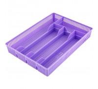 Лоток для столовых приборов, пластик Р2030