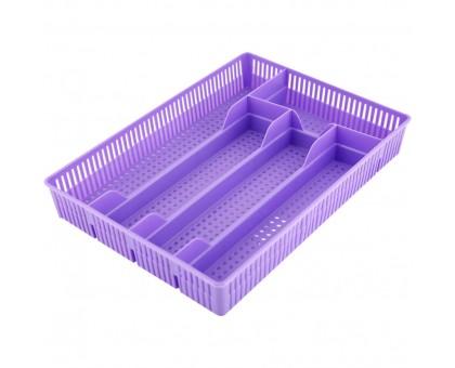 Лоток для столовых приборов, пластик Р2030 купить