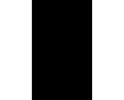 Мойка GRANICOM NOVELL Капри 437х437мм белый