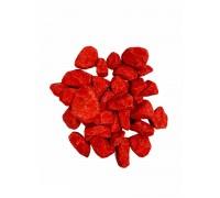 Щебень цветной красный 8кг
