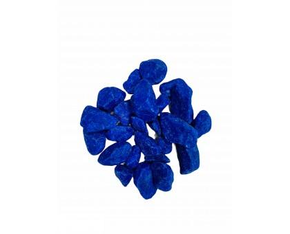 Щебень цветной синий 8кг