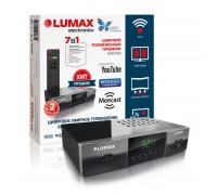 Ресивер цифровой DV3211HD, GX-чип, Wi-Fi, Dolby