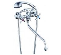 Смеситель для ванны ZEGOR DFR7-A722