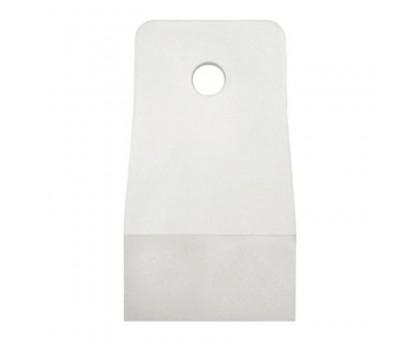 Шпатель резиновый 40мм белый