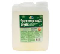 Антиморозная добавка для раствора и бетона 5л (хлорид кальция)