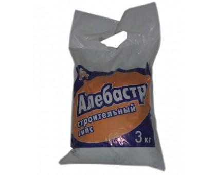 """Алебастр 3кг """"Трим"""""""